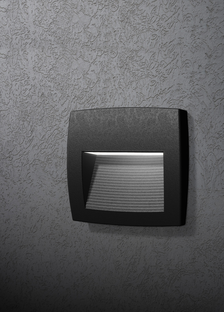 LORENZA 150 SURFACE BLACK LED
