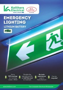 KellihersCT NVC Emergency lighting catalogue
