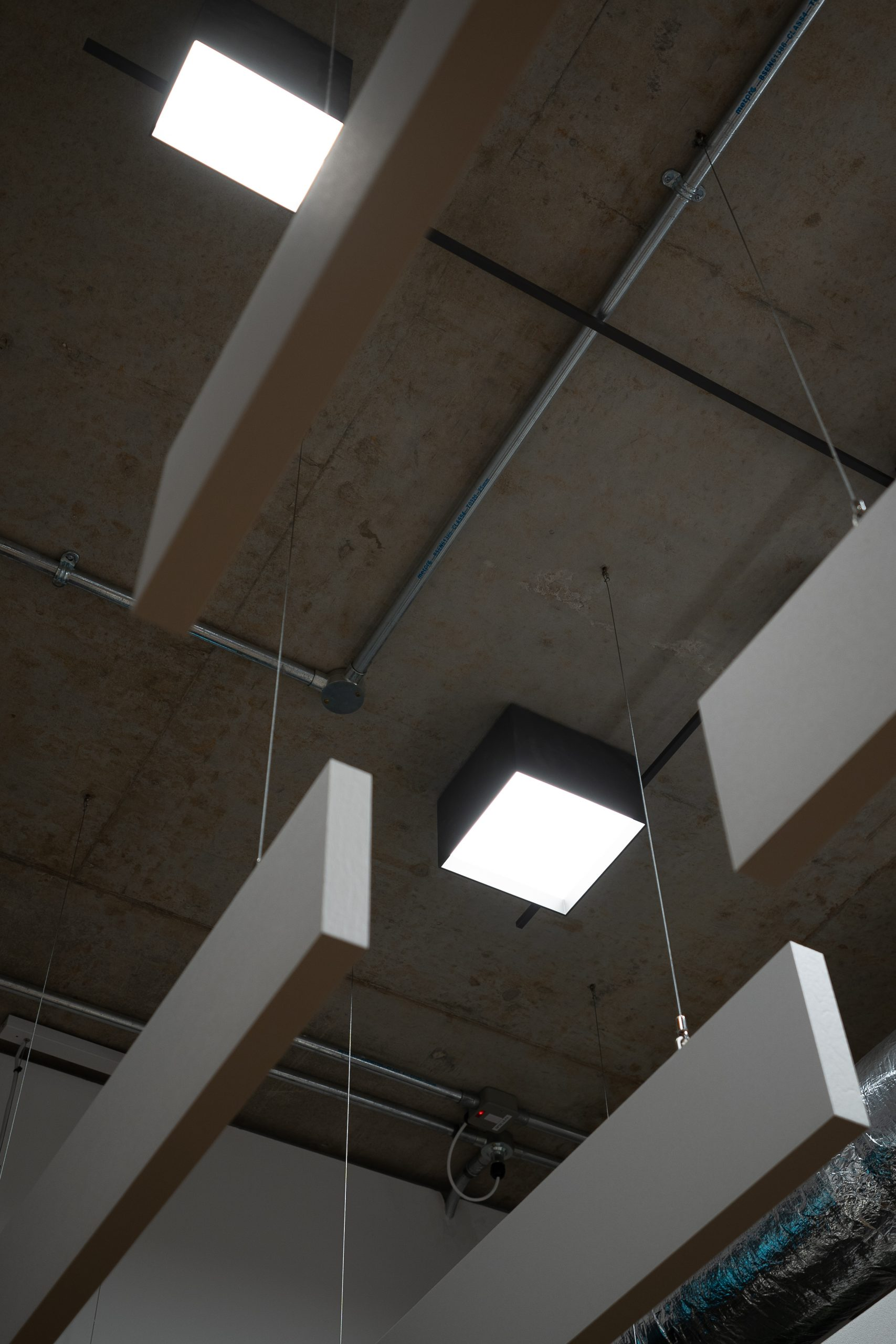 Vibia Structural lighting