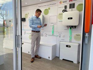Huawei Solar Battery inverter