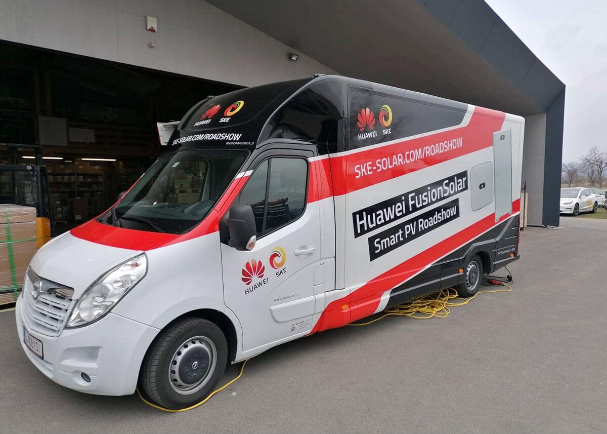Huawei Solar PV Roadshow