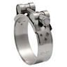 NORMA TERRY HEAVY DUTY BOLT CLAMP BZP 56-59MM