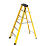 TB DAVIES 5 TREAD FIBREGLASS SWINGBACK STEP LADDER 1235-005