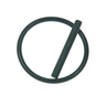 ROEBUCK PIN AND RING FOR IMPACT SOCKETS 3/4 INCH 2 PART