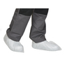 GISS 861598 DISPOSABLE OVERSHOE 380MM WHITE PACK OF 50
