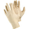 GISS 844940 DISPOSABLE G-LATEX POWDERED GLOVES WHT S8 PACK OF 100