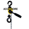 GISS 863619 LIFTING ARM SAFETY LATCH G-HAND SWL SWL KG 500