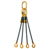 GISS 854681 CHAIN SLING 4 LEGS HOOKS WITH LATCH D.8 4,25
