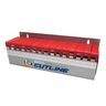 CUTLINE 865142 FEELER STOCK ROLL FOIL RANGE 0,30-1,00MM SET 15