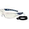 GISS 865645 G-SUNSET SAFETY GLASSES ANTI-SCRATCH CLEAR