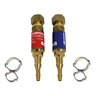 GISS 633679 SECURGISS FLAME DAMPER TYPE TORCH/HOSE MOUNT GAS OXYGEN