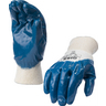 GISS 863291 G-NBR ONE 3/4 DIPPED NITRILE KNITWRIST GLOVE 4112X SIZE 9