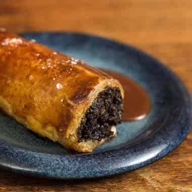 Morcilla Sausage Roll