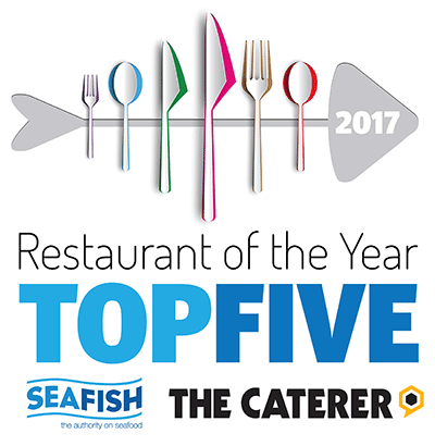 Restaurant of the year top five | Seafish - The Caterer