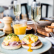 Bottomless Brunch offer at Rocksalt