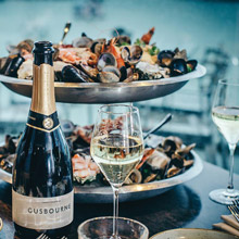 Seafood Sharing Platter offer at Rocksalt