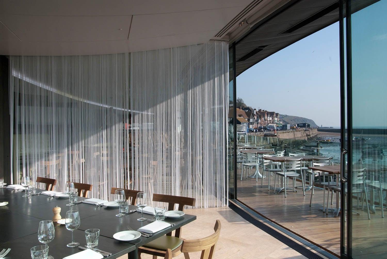 Rocksalt restaurant folkestone fish restaurant folkestone for Best private dining rooms west end