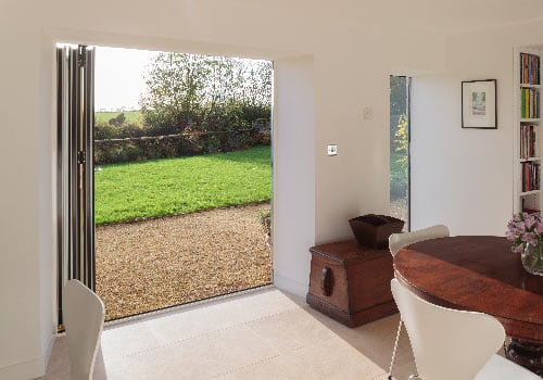 Bifold doors | Move seamlessly between inside and outside
