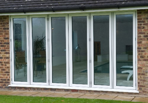 Bifold doors | Many options to suit your home