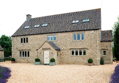 Aluminium frames | Suitable for sympathetic replacements in period properties