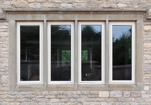 Aluminium frames   Attractive, slim profile