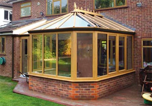 Conservatories from Ultraframe | Select the best frame colour to suit your home