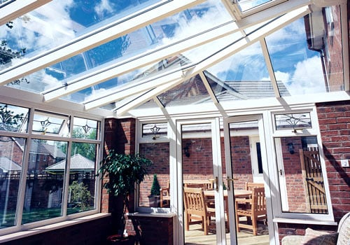 Conservatory designers | Many designs in the Synseal range