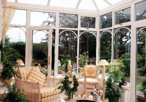 Conservatories from TPS | Guaranteed high quality