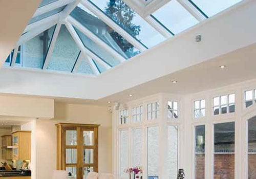 Roof Glazing | Energy efficent conservatory glazing