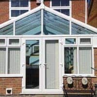 TPS | Recently completed conservatory