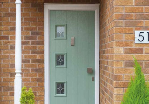Replacement front door | No compromise on quality