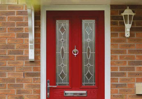 Replacement front door | Choose from a wide range of colours