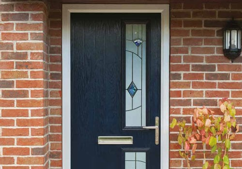 Replacement front door | Select glass to suit your design