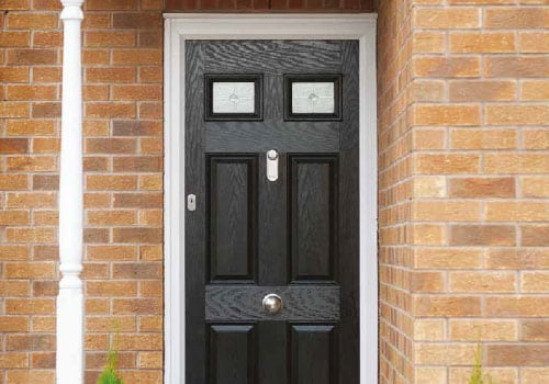 Replacement front door | Energy efficient doors fitted in Kent