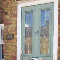 TPS | Recently fitted duck egg front door