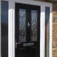 TPS | Recently fitted traditional door