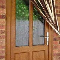 TPS | Recently fitted back door