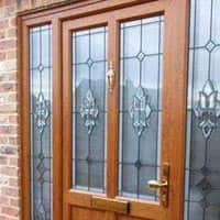 TPS | Recently fitted door with side panels