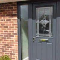 TPS | Recently fitted contemporary front door