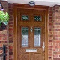 TPS | Recently fitted classic style front door
