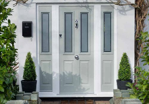 Front Doors | Supplied by Solidor, expertly fitted by TPS