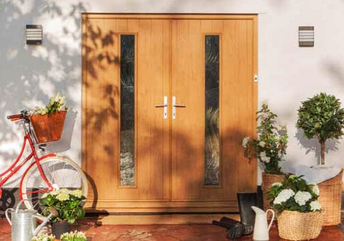 Front Doors | Enhanced security