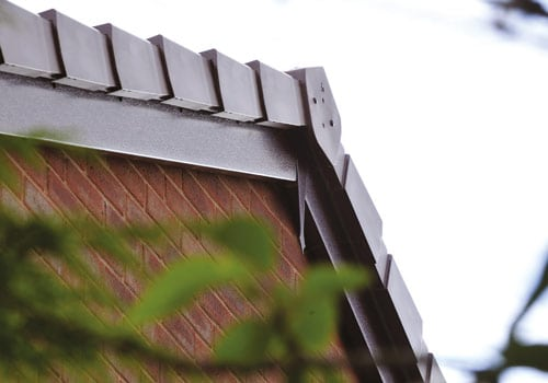 Roofline products | Colour matched perfectly