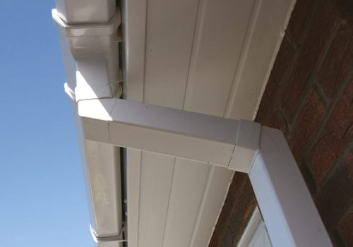 Roofline products in Kent | Gutters to match soffits and fascias