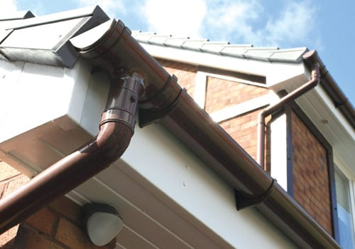 Roofline products in Kent | Best quality roofline products for a neat result
