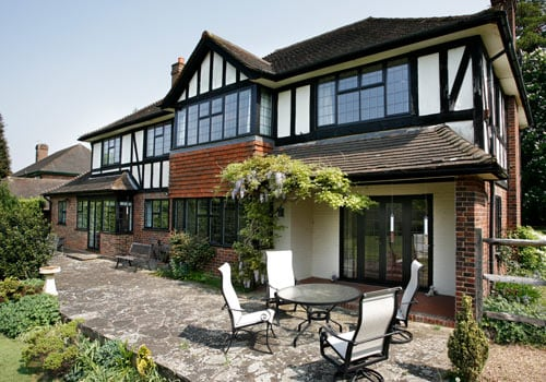 Aluminium window frames | Fitted by TPS Windows in Kent