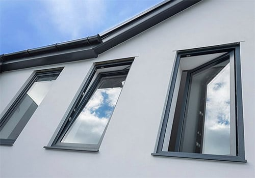 Replacement tilt and turn windows | A number of design solutions