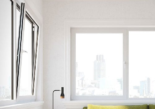 Replacement tilt and turn windows | Sympathetic, unobtrusive profile