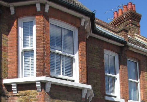 Replacement sash windows | Traditional Victorian styling