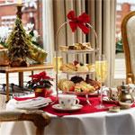 Festive Afternoon Teas in London